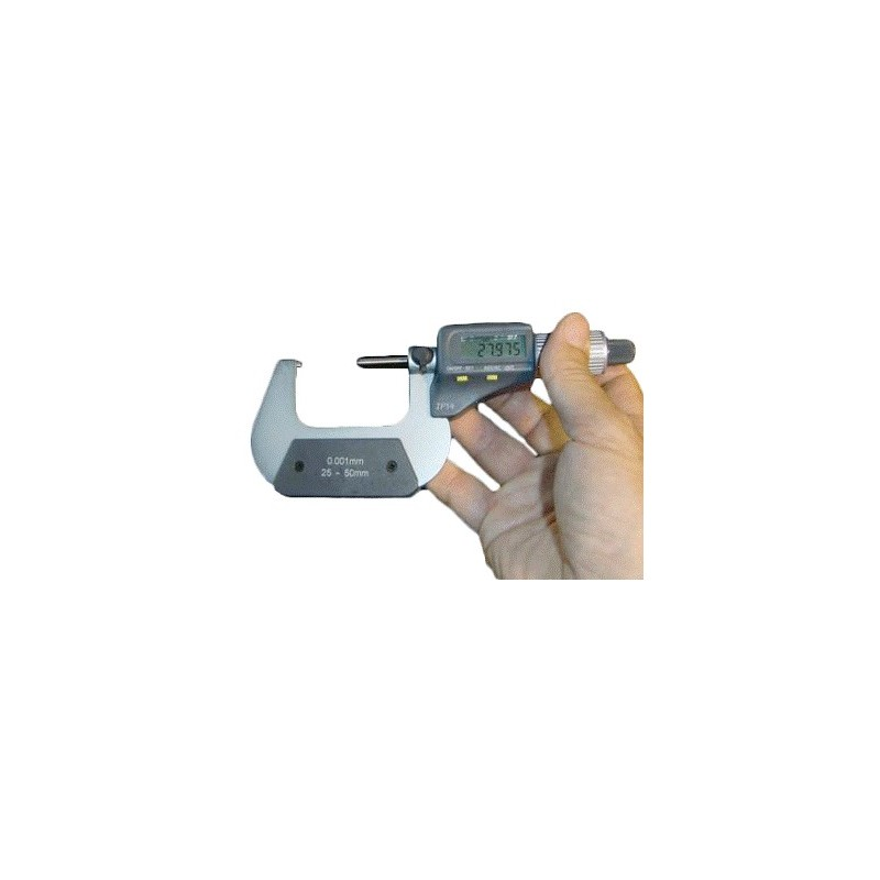 NOVA Digital Micrometer (0-25mm)
