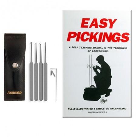Murdraua komplektPXS-05 ja Easy Picking raamatuga