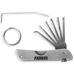 Jack Knife Lock Pick Set JPSZ-6