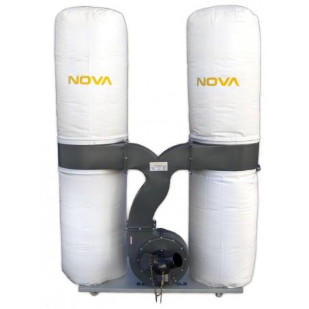NOVA 2200 puru- ja laastuimur 230V / 380V