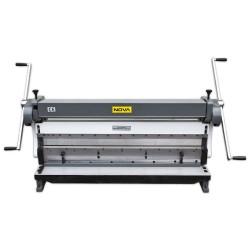 NOVA 3 in 1 Combination Sheet Metal Machine 1,5x1320mm
