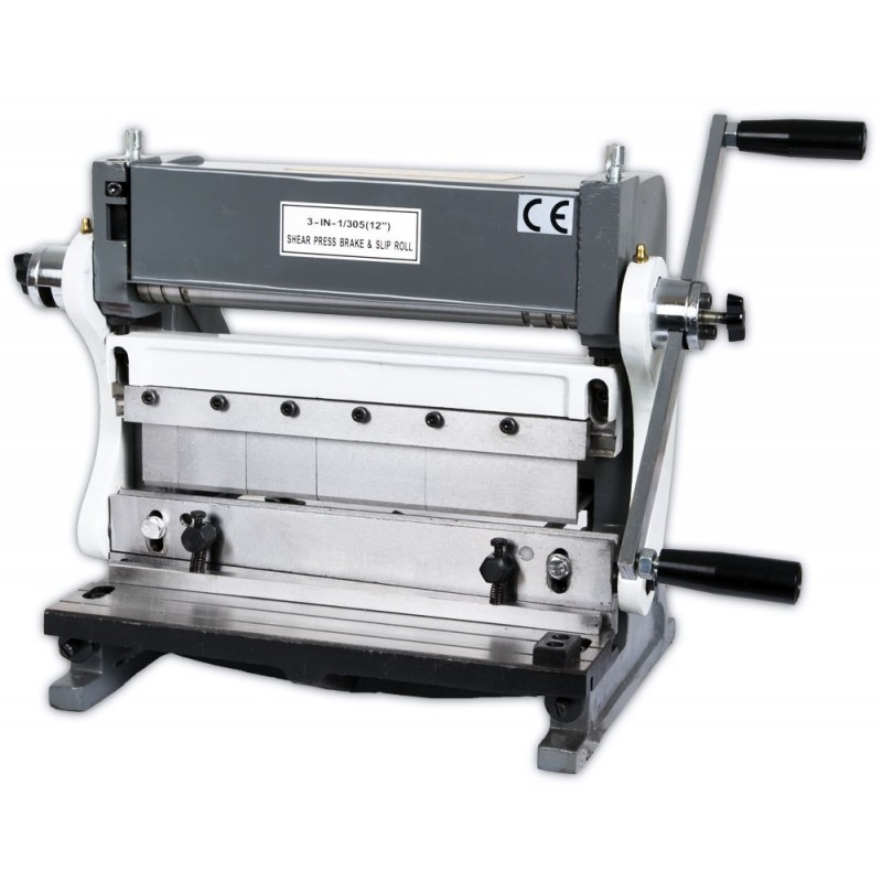 NOVA 3 in 1 Combination Sheet Metal Machine 305x1mm