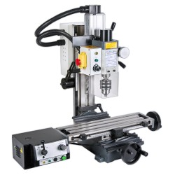 NOVA X16 milling machine (metal gears)