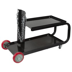 NOVA WMC24 Welding Machine Cart