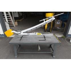 NOVA KHS-1250 giljotiin