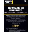 NOVACOOL 68 leikkuu- ja jäähdytysneste 5l