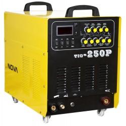 NOVA TIG 250 AC/DC pulse TIG Welder