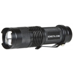 NOVA 7W tactical flashlight