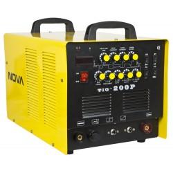 NOVA TIG 200P AC/DC pulssi