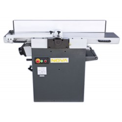 NOVA PT-310 Jointer/Planer Combination Machine with helical cutter