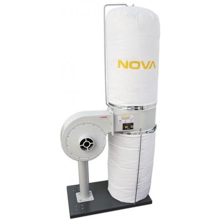 NOVA FM-230 puru- ja laastuimur