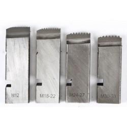 TR2 kierreterä setti M18-22