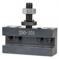 Tool Holder 250-101 for 14 mm Quick Change Tool Post