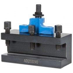 Tool Holder Quick change Tool Post 20 mm AD20x90 for 40-positioning system
