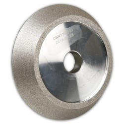 Diamond grinding wheel NOVA PP30 PRO CBN (for HSS bits)