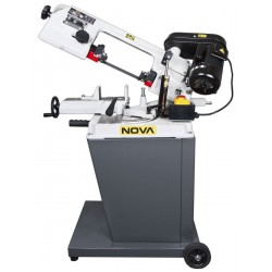 NOVA 128S Metal Cutting Band Saw