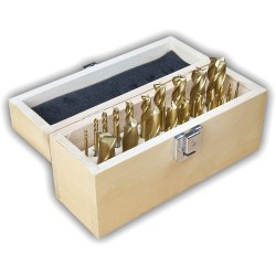 End Mill Set 20 pcs
