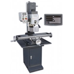 NOVA BF25VL Milling Machine with Digital Display