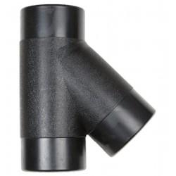 Y-liitmik 100 / 100 mm
