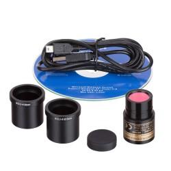 5MP Kamera 2500 mikroskooppiin