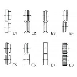 NOVA TB40 Rullat E1-E8