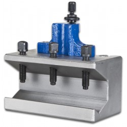 Tool Holder for 40-positioning system, Size A. For round steels