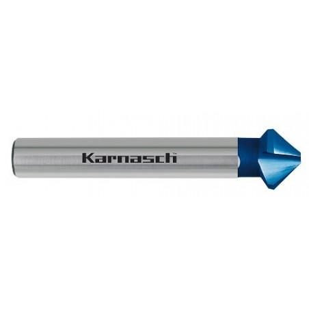 Karnasch koonussüvistid 90° HSS-Xe Blue-Tec kattega
