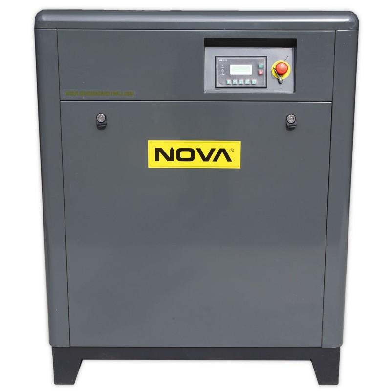 NOVA SC-15 ruuvikompressori, 1200l/min, 12,5bar