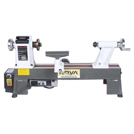 NOVA MC450VD mini lathe