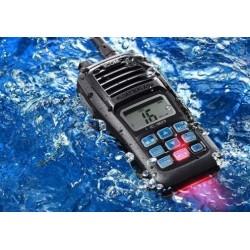 IC-M23 Meri-VHF-käsiradiopuhelin