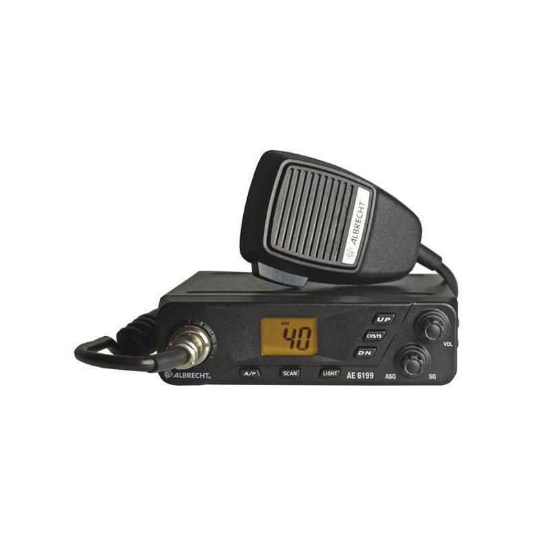 Albrecht AE-6199 H DX LA-radiopuhelin
