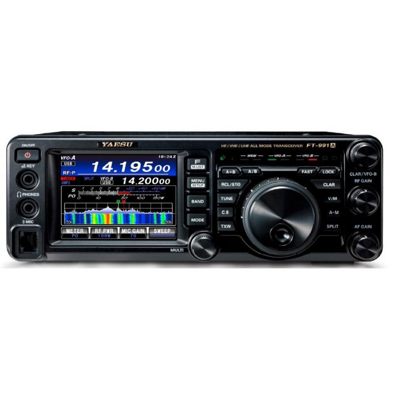 Yaesu FTA-550L ilmailuradiopuhelin