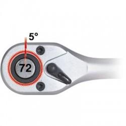 "KS Tools Hylsysarja 179 os. 1/4""+3/8""+1/2"""