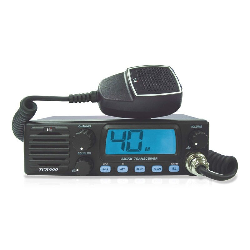 TTI TCB-900 LA-radiopuhelin