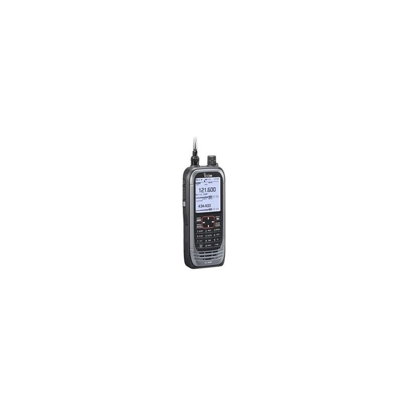 Icom IC-R30 GPS monitorivastaanotin