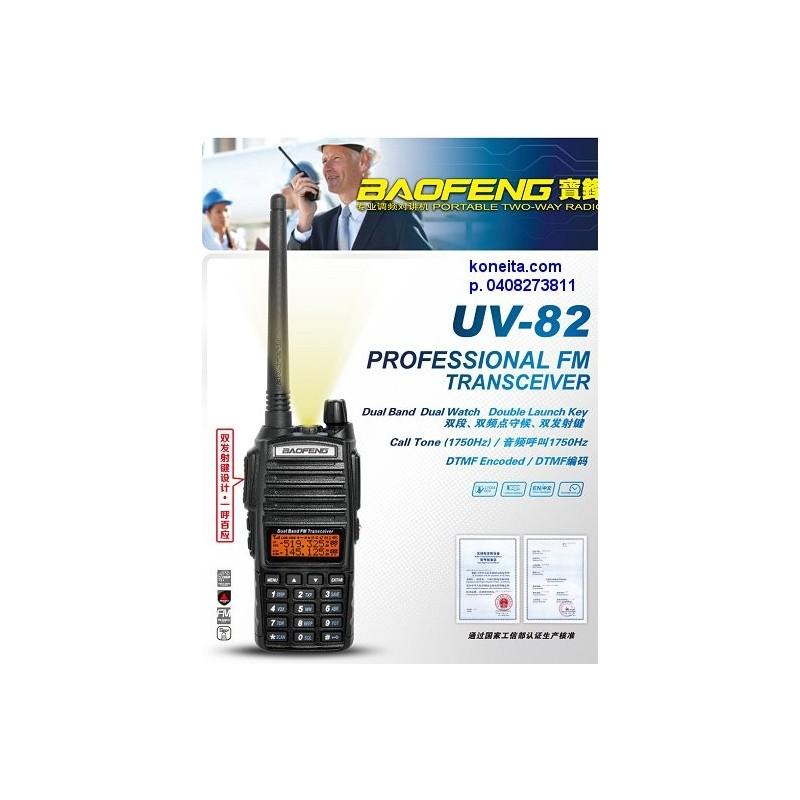 Baofeng UV-82 radiopuhelin