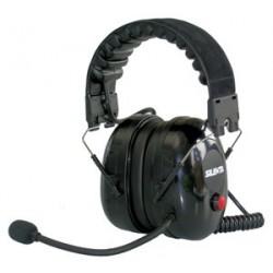 Silentex A-Com kuulonsuojainheadset Motorola Vertex-suoraliitännällä