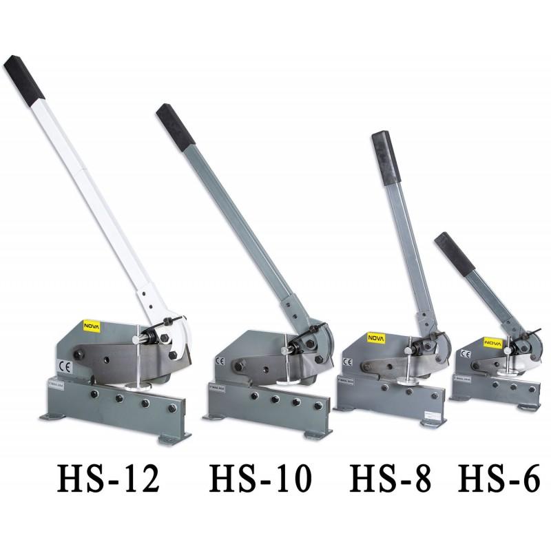 NOVA HS8 metallilõikur