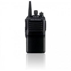 Motorola VX-261 VHF-käsiradiopuhelin ammattikäyttöön, sisältää pöytälaturin ja FNB-V134LI-akun