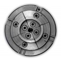 "Puusorvin sorvauspakka 4"" / 100mm M33X3,5mm"