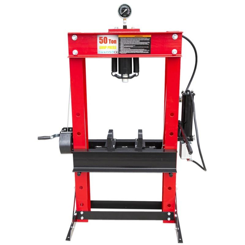 NOVA TY5001 hüdrauliline press