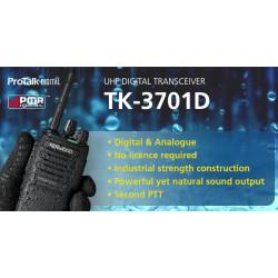 Kenwood TK-3701D...